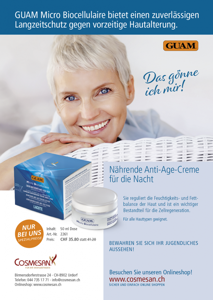 cosmesan.ch onlineshop